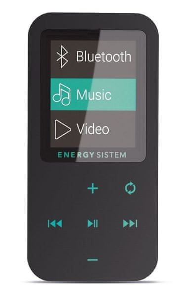 Energy Sistem MP4 Touch Bluetooth Mint