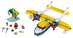 LEGO® Creator 31064 Repülés a sziget felett