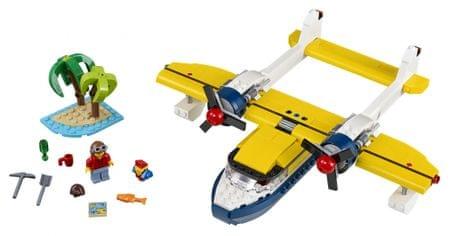 LEGO Creator 31064 Pustolovščina na otoku