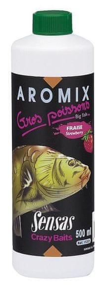 Sensas posilovač aromix 500 ml Tygří Ořech