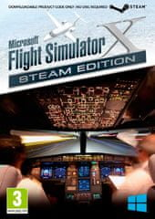 Microsoft Flight Simulator X (STEAM Edition)