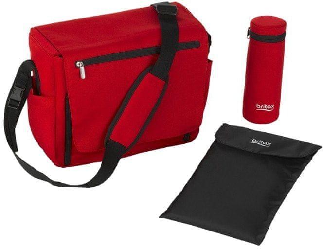Britax Přebalovací taška, Flame Red