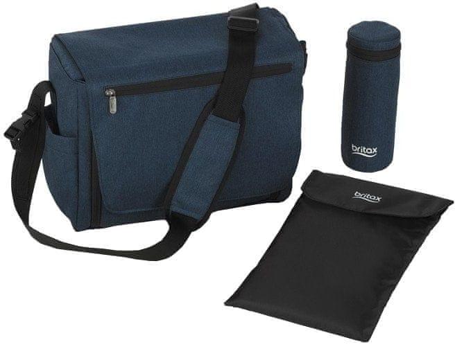 Britax Přebalovací taška, Navy Melange