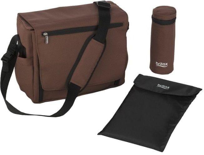 Britax Přebalovací taška, Wood Brown