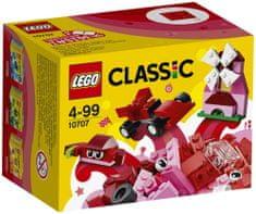 LEGO® Classic 10707 Crvena kutija kreativnosti