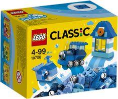 LEGO Classic 10706 Modra škatla ustvarjalnost