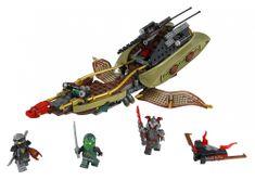 LEGO® Ninjago 70623 - A sors árnyéka