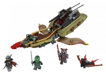LEGO Ninjago 70623 Senca usode