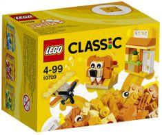 LEGO Classic 10709 Oranžna škatla ustvarjalnost