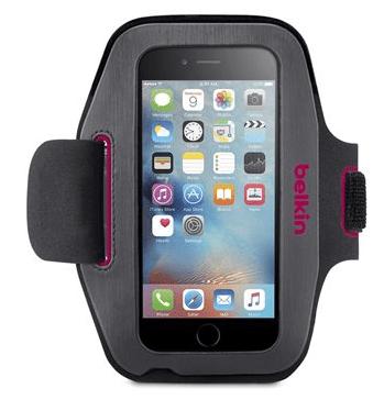 Belkin iPhone 6 / 6s sportovní pouzdro Sport-Fit, růžové