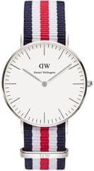 Daniel Wellington Classic Canterbury Silver DW00100051