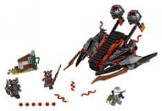 LEGO® Ninjago 70624 Ničivé vozidlo rumelkových bojovníkov