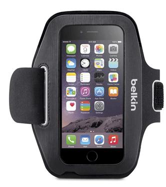 Belkin iPhone 6 / 6s sportovní pouzdro Sport-Fit, černé