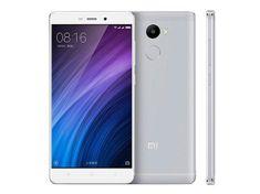 Xiaomi Redmi 4, 2 GB / 16 GB, Dual SIM, stříbrný
