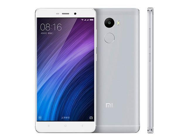 Xiaomi Redmi 4, 2GB/16GB, Dual SIM, stříbrný