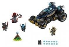 LEGO® Ninjago 70625 Samuraj VXL