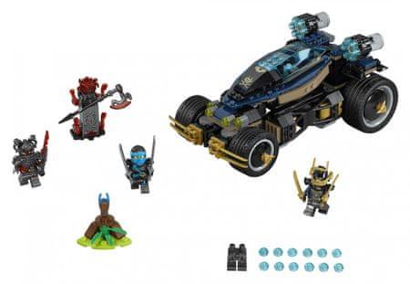 LEGO NINJAGO™ 70625 Samuraj VXL