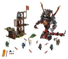 LEGO® Ninjago 70626 Zora Željezne propasti