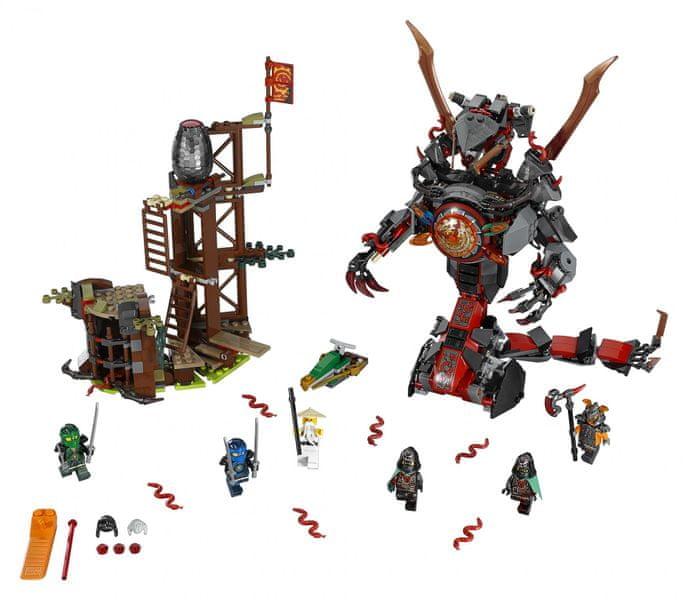 LEGO® Ninjago 70626 Úsvit kovové zkázy