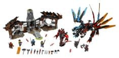 LEGO NINJAGO 70627 Zmajeva kovačnica
