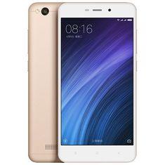 Xiaomi mobilni telefon Redmi 4A, 2 GB / 16 GB, Dual SIM, zlatni