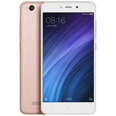 Xiaomi Redmi 4A, 2GB/16GB, CZ LTE, Dual SIM, růžově zlatý