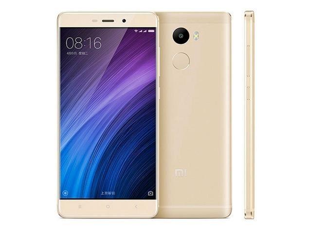 Xiaomi Redmi 4 Pro, 3GB/32GB, Dual SIM, zlatý