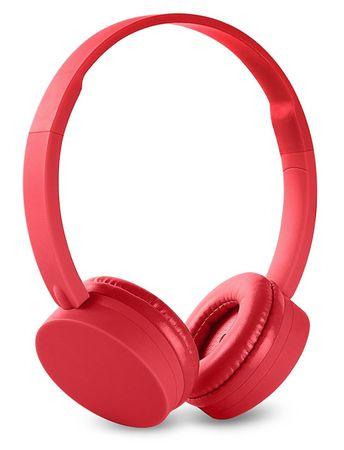 Energy Sistem słuchawki Headphones BT1 Bluetooth, czerwone