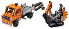 LEGO® Technic 42060 Ekipa za radove na cesti
