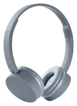 Energy Sistem słuchawki Headphones BT1 Bluetooth, szare