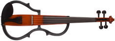 GEWA E-violin Red brown Elektrické husle