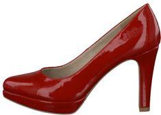 s.Oliver női magassarkú cipő