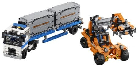 LEGO Technic 42062 Transport zabojnikov