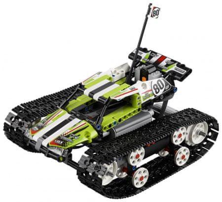 LEGO Technic 42065 RC Zdalnie sterowana wyścigówka gąsienicowa