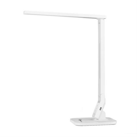 TaoTronics namizna svetilka Elune Touch Control LED DL01, piano bela