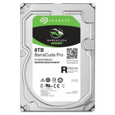 """Seagate tvrdi disk 8TB 3,5"""" SATA3 BarraCuda Pro"""