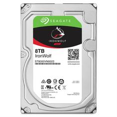 Seagate trdi disk NAS 8TB 7200 SATA3