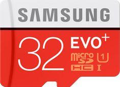 Samsung memorijska kartica microSDHC 32GB C10 80MB/s + adapter