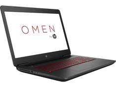 HP prenosnik Omen 17-w101nm i5-6300HQ/8GB/128+1TB/GTX1060/Win10 (Y7W85EA)