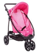 Britax Kočík pre bábiky B-AGILE, Hot Pink