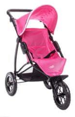 Britax Kočík pre bábiky BOB JOGGER, Hot Pink