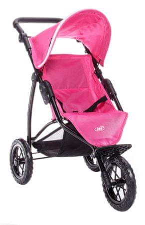 Britax Wózek dla lalek BOB JOGGER, Różowy