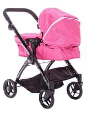 Britax Kočík pre bábiky SMILE 3in1, Hot Pink