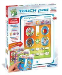 Clementoni Touch Pad - Słowa i liczby CLM60258
