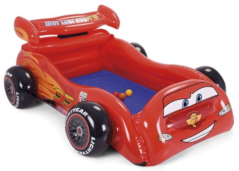 Intex Hrací centrum s míčky Cars