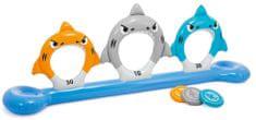 Intex Terče na házení diskem žralok