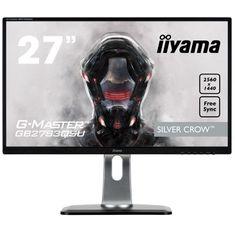 iiyama LCD LED monitor G-Master Silver Crow GB2783QSU-B1