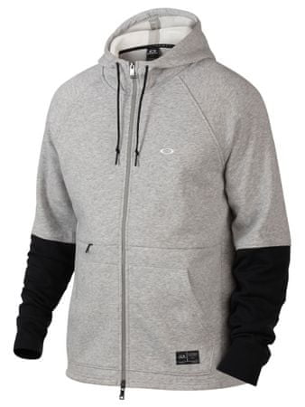 Oakley moška jopa Protection Fleece, Granite, M