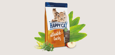 Happy Cat Supreme Fit & Well Atlantik Lachs 10 kg macskaeledel