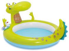 Intex bazen s slapom Krokodil